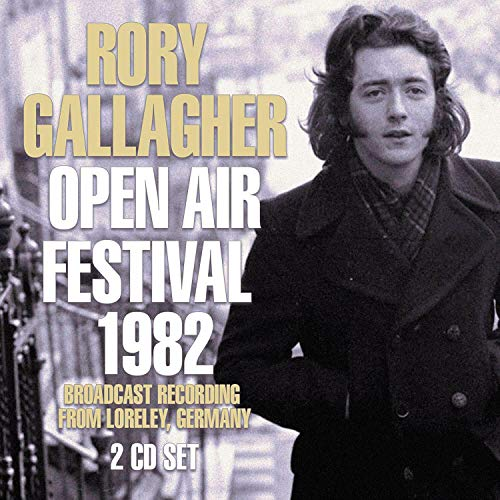 Rory Gallagher Open Air Festival 1982