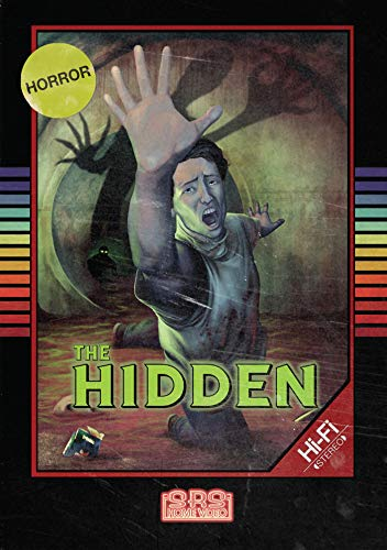 The Hidden Mosley Rankin DVD Nr