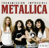 Metallica Transmission Impossible 3 CD 3cd
