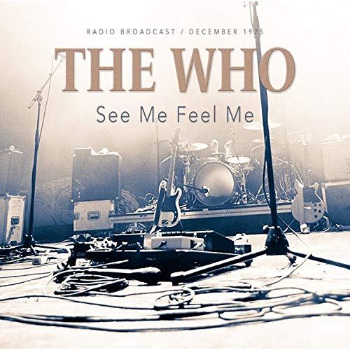Who See Me Feel Me December 1975