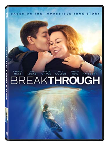 Breakthrough Metz Lucas Grace DVD Pg