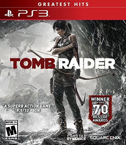 Ps3 Tomb Raider Greatest Hits