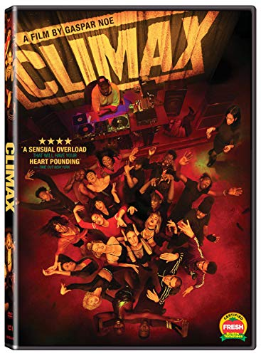 Climax Boutella Guillermic Yacoub DVD R