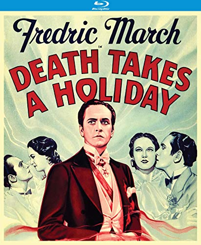 Death Takes A Holiday March Venable Blu Ray Nr