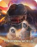 Forbidden World Vint Dunlap Blu Ray R