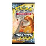 Pokemon Cards Sun & Moon Unbroken Bonds Booster Pack