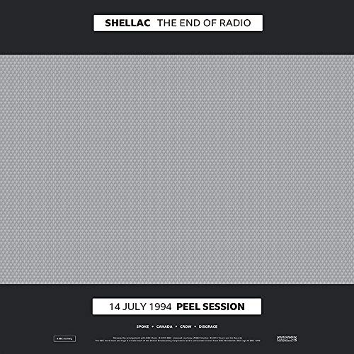 Shellac The End Of Radio Amped Exclusive
