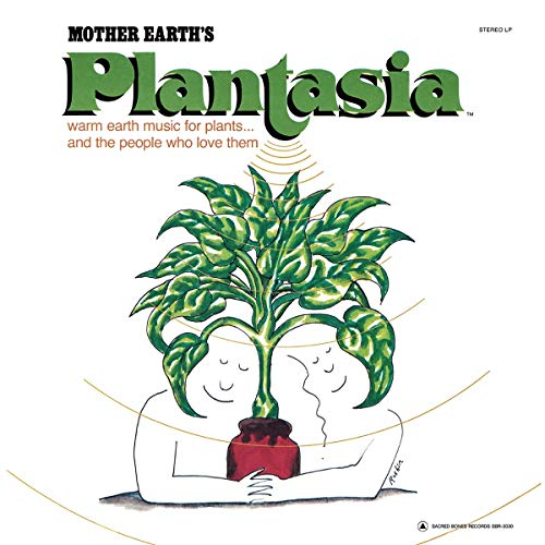 Mort Garson Mother Earth's Plantasia (green Vinyl) Green Vinyl .