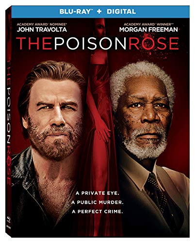 The Poison Rose Travolta Freeman Blu Ray R