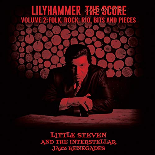 Little Steven Van Zandt Stevie Lilyhammer The Score Vol. 2 Folk Rock Rio Bits & Pieces