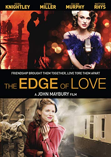 The Edge Of Love Knightley Miller Murphy Rhys DVD R