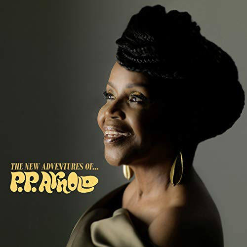 P.P. Arnold The New Adventures Of... P.P. Arnold