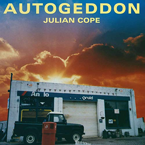 Julian Cope Autogeddon 25th Anniversary