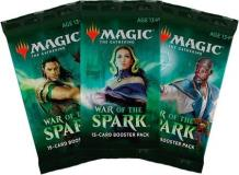 Magic The Gathering Cards War Of The Spark Booster Pack