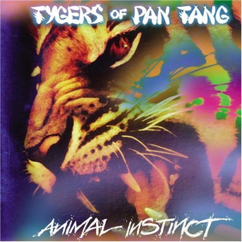 Tygers Of Pan Tang Animal Instinct