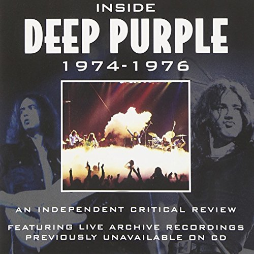 Deep Purple Inside Deep Purple 1974 76