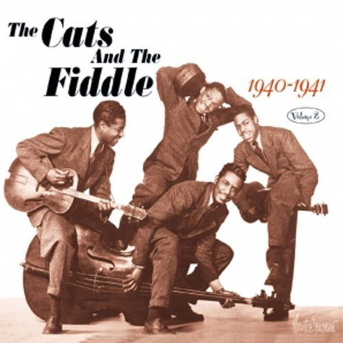 Cats & The Fiddle Vol. 2 We Cats Will Swing For