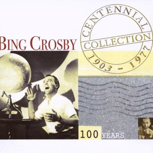 Bing Crosby Centennial Collection 1903 77 Import Gbr 2 CD Set
