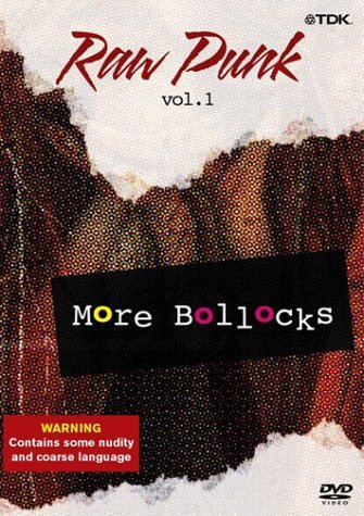 Raw Punk Vol. 1 More Bollocks Sham 69 Sure Surge Botch Raw Punk