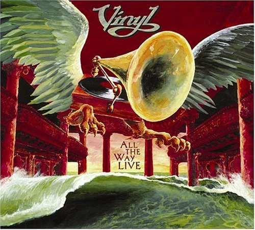 Vinyl All The Way Live 2 CD Set