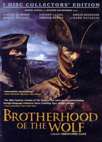 Brotherhood Of The Wolf Brotherhood Of The Wolf Import Can 3 DVD Lmtd Ed. Ntsc (0)