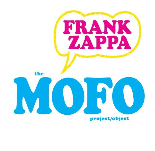 Frank Zappa Mofo Project Object 2 CD Set