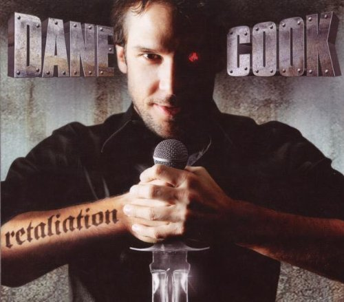 Dane Cook Retaliation Explicit Version 3 CD