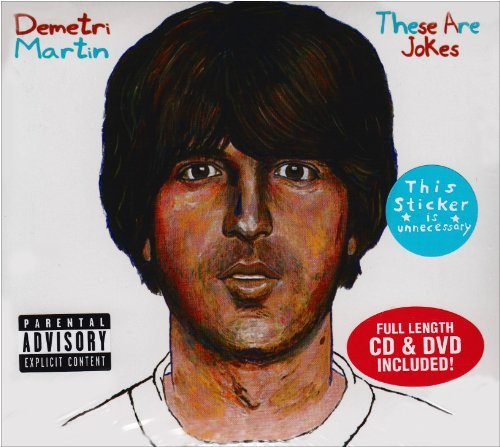 Demetri Martin These Are Jokes Explicit Version