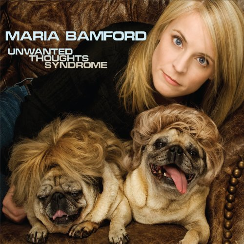 Maria Bamford Unwanted Thought Syndrome Explicit Version Incl. Bonus DVD