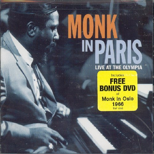 Thelonious Monk Monk In Paris Live At The Oly