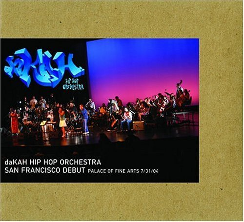Dakah Hip Hop Orchestra San Francisco Debut 2 CD Set