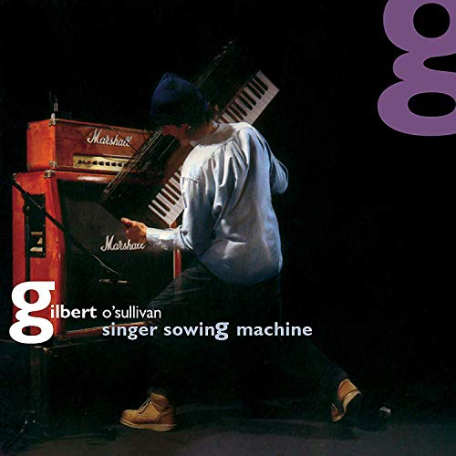 Gilbert O'sullivan Singer Sowing Machine