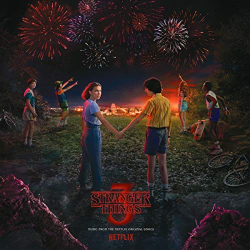 Stranger Things Season 3 Soundtrack From The Netflix Original Series 2lp + 7""