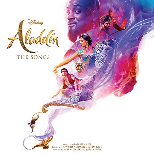 Various Artist Aladdin The Songs