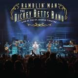 Dickey Betts Ramblin' Man Live At The St. George Theatre