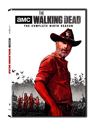 The Walking Dead Season 9 DVD Nr