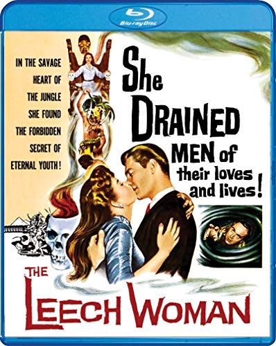 The Leech Woman Gray Williams Blu Ray Nr