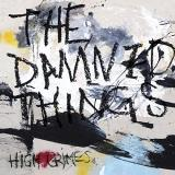 The Damned Things High Crimes (yellow Vinyl) Yellow Vinyl In Sleeve