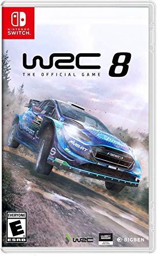 Nintendo Switch Wrc 8 Fia World Rally Championship