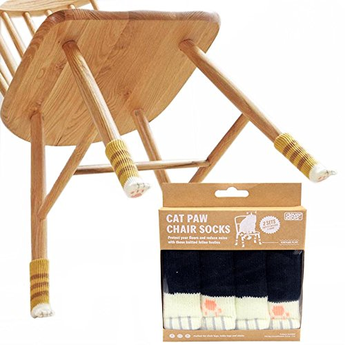 8 Socks Per Package Good For Two Chairs