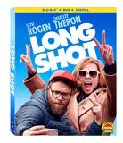 Long Shot Theron Rogen Blu Ray DVD Dc R