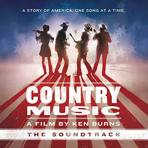 Country Music A Film By Ken Burns The Soundtrack Deluxe 5 CD