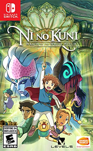 Nintendo Switch Ni No Kuni Wrath Of The White Witch