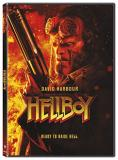 Hellboy (2019) Harbour Jovovich Mcshane DVD R