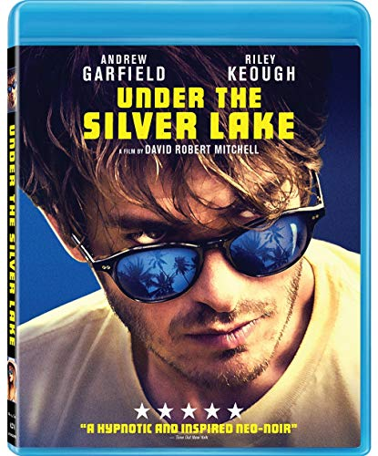 Under The Silver Lake Garfield Keough Grace Blu Ray Mod This Item Is Made On Demand Could Take 2 3 Weeks For Delivery