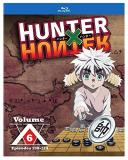 Hunter X Hunter Set 6 Set 6 Blu Ray Nr