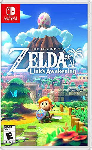Nintendo Switch Legend Of Zelda Link's Awakening Dx