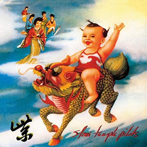 Stone Temple Pilots Purple 2 CD