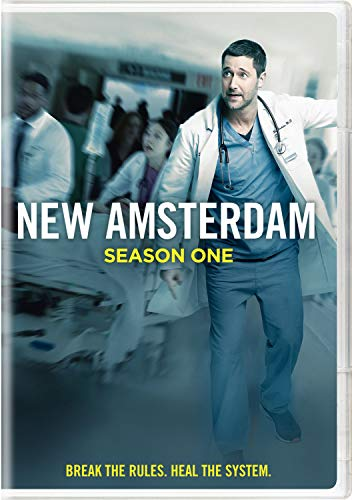 New Amsterdam Season 1 DVD Nr