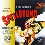 Alfred Hitchcock's Spellbound Soundtrack (red Vinyl) Eu Rsd 2019